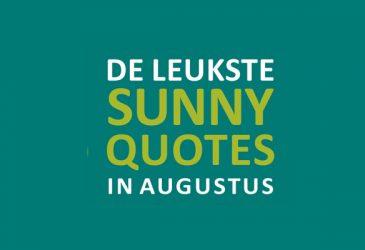 De leukste quotes  van augustus 2017