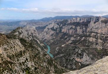 De Gorges du Verdon, de Franse Grand Canyon