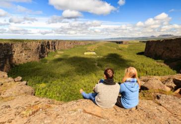 Maak een rondreis met de auto door het hartverwarmende IJsland
