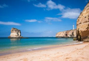 10 x relaxen in de Algarve